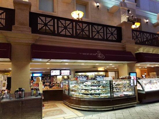 Cafe Tazza Atlantic City Restaurant