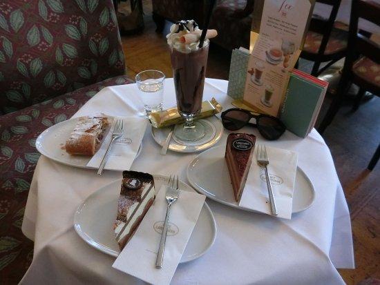 Cafe Landtmann Photo