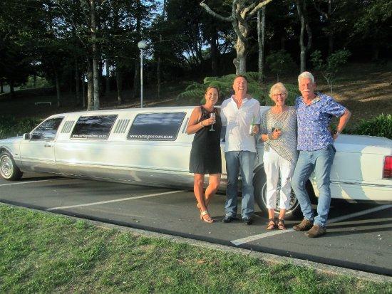Hamilton, Yeni Zelanda: Carrington Limousines for Birthdays, Romance or any special Events