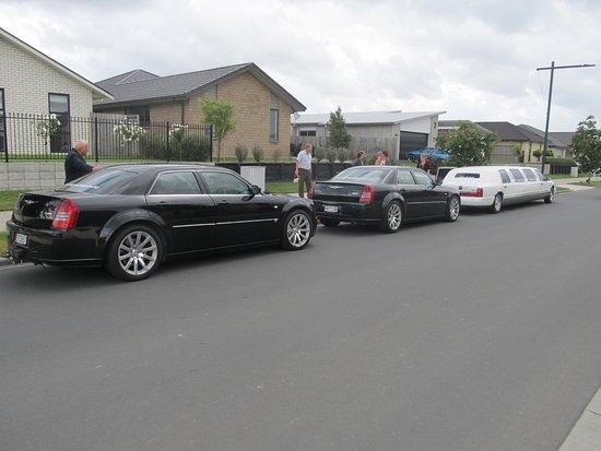 Hamilton, Yeni Zelanda: Carrington Limousines for Corporate Events