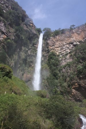 Salto do Itiquira Falls