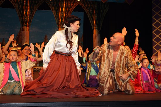 Cardston, Canada: The King and I - 2011