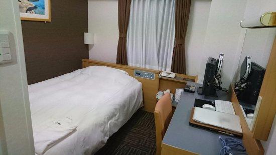 Hotel Alpha-One Mishima: シングルルーム