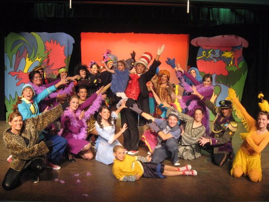 Cardston, Canada: Seussical, the Musical - 2007