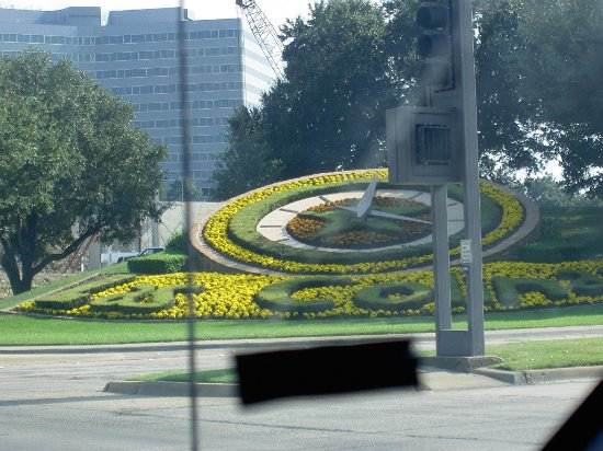 Irving, TX: The Flower Clock of Last Colinas