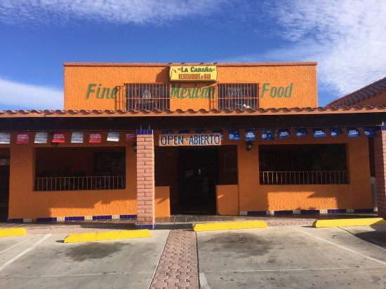 Nogales, AZ: The outside of our business.