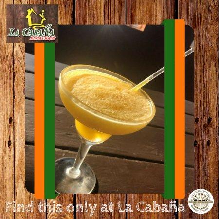 Nogales, AZ: Mango Margarita