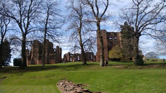 Kenilworth, UK: Kenilworth Castle
