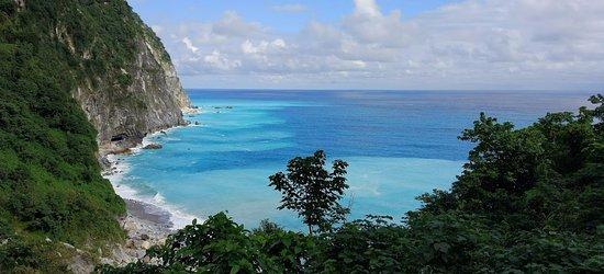 Ching-Shui Cliff: Qin-shui Cliff