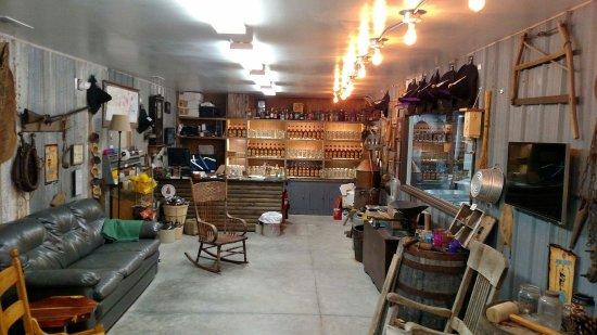 Jacksonville, NC: Inside the gift shop