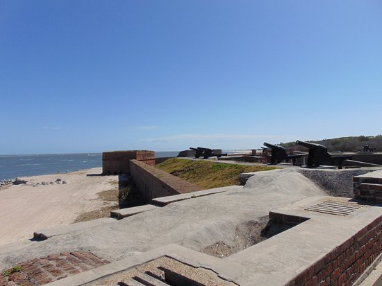Fort Clinch State Park: Ft. Clinch