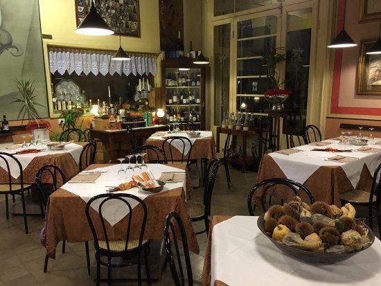 Idro, Italy: Sala da pranzo