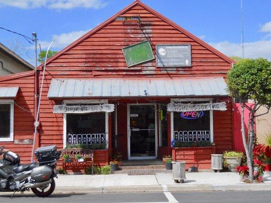 Mayo, Флорида: Tumbleweed's Smokehouse