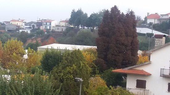Arganil, Portugal: Vista lateral