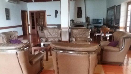 Arganil, Portugal: Sala de lazer