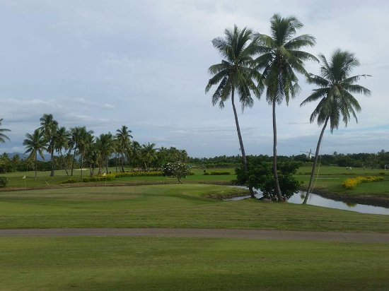 Denarau Golf and Racquet Club : View from Clubhouse