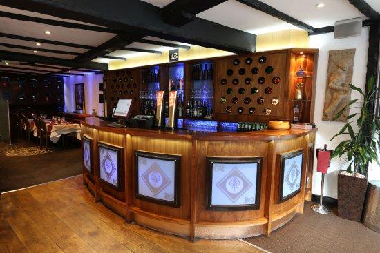 Princes Risborough, UK: Bar Area