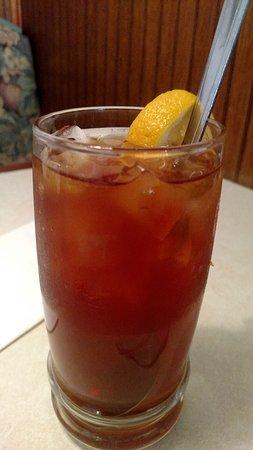 Sierra Vista, AZ: Icea tea,,,,,unsweetened of course