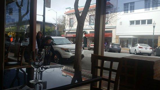 San Mateo, CA: Delicious ☺3/26/17