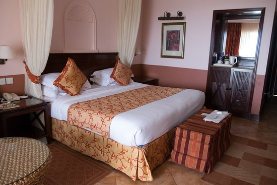 Lake Victoria Serena Golf Resort & Spa: Our room!