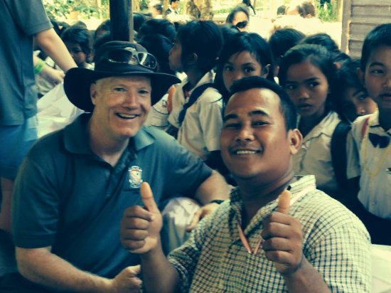 Cambodia Taxi Car