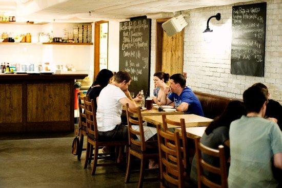 Photo of Restaurant The Globe at 嘉咸街45-53號地下a舖, Hong Kong, Hong Kong
