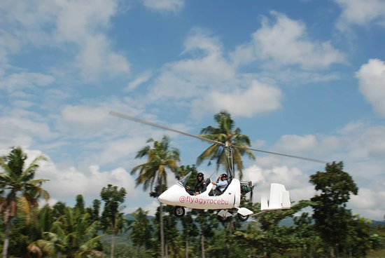 Fly a Gyro Cebu