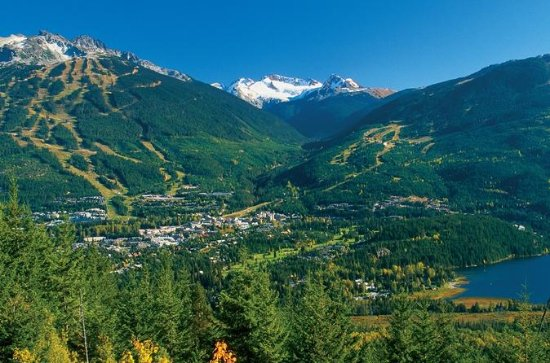Whistler Full-Day Private Tour from...