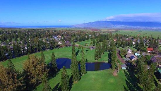 Pukalani, Hawái: Hole #10 and #18