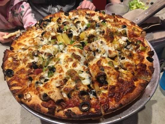 Yakima, WA: Westside Pizza