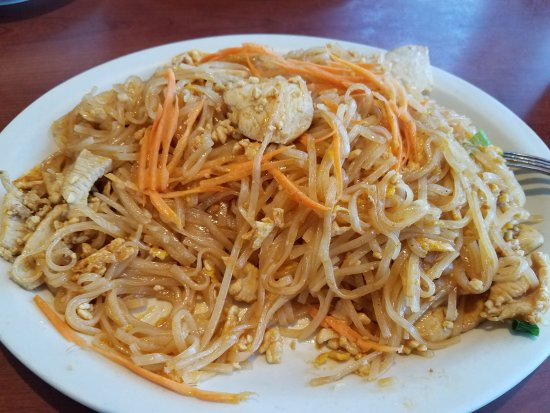Nice Little Restaurant In A Mini Strip Mall Review Of Planet Thai