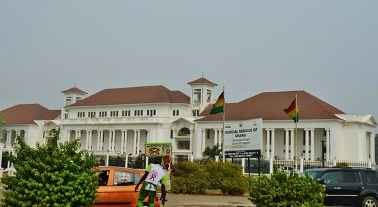‪Supreme Court of Ghana‬