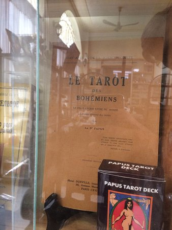 Museum of Tarot and Occult