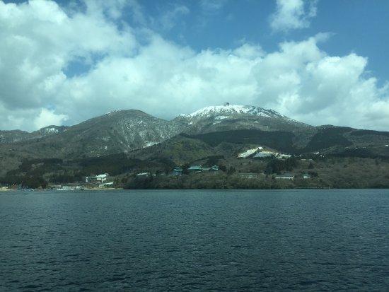 Hakone Pirate Ship: photo2.jpg