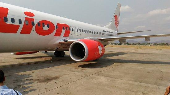 Thai lion air picture of thai lion air world tripadvisor thai lion air stopboris Images