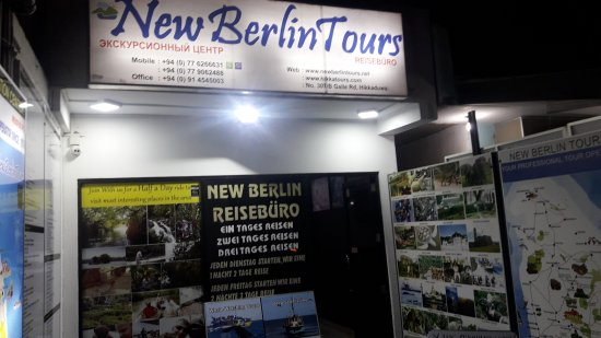 ‪New Berlin Tours‬