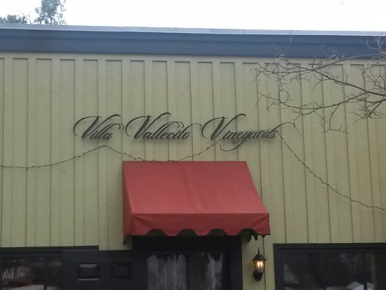 Villa Vallecito Vineyards