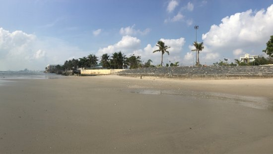 Baan Da Laar Boutique Hua Hin: Nearby Beach