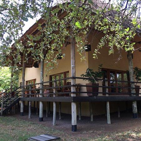Aha Sefapane Lodge and Safaris: Safarihuis Thula Thula (zie airbnb.nl)