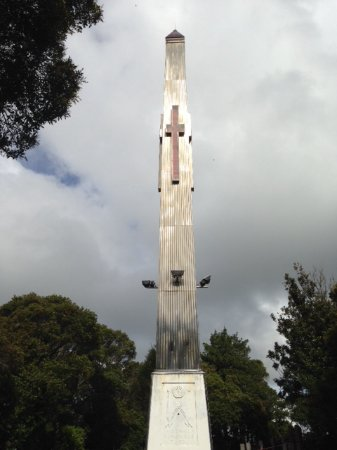 Mount Parihaka War Memorial: War memorial