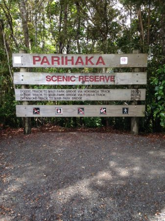 Mount Parihaka War Memorial