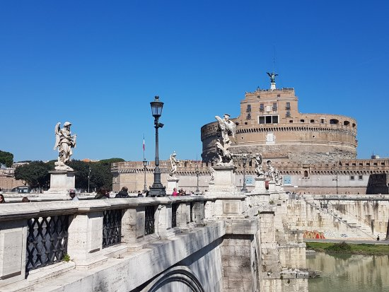 Photo of Bridge Ponte Sant'Angelo at Lungotevere Castello 50, Rome 00193, Italy