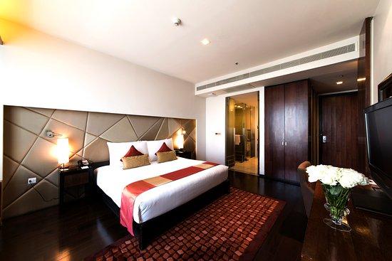 Vie Hotel Bangkok Mgallery By Sofitel Deluxe Room