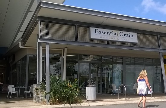 Peregian Springs, Austrália: Essential Grain Bakery & Cafe