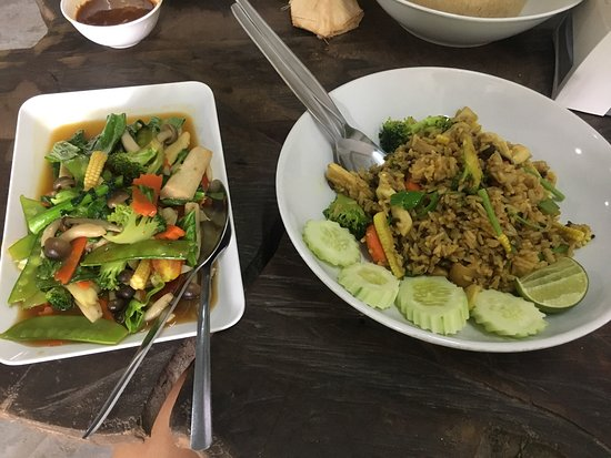 Surat thani vegetarian restaurant avis num ro de for Cuisine you avis