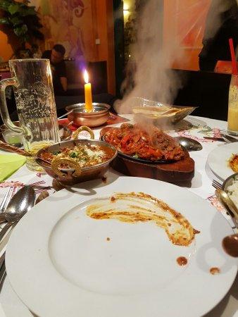 Stahnsdorf, Deutschland: Taj Mahal Indian Specialities Restaurant