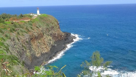 Kilauea, هاواي: Kilauea Point National Wildlife Refuge