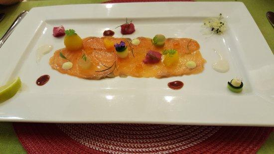 Swellendam, Südafrika: Salmon