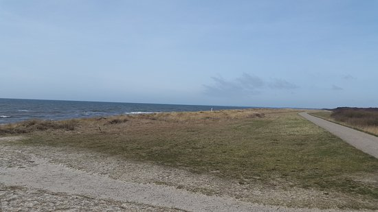 Roedby, Denmark: The beach - 1