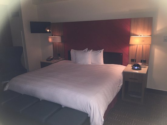 Seminole Hard Rock Hotel Tampa: Bed Room!